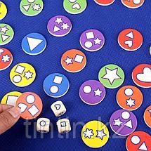 Настольная развивающая игра - Найди фигурки, фото 2