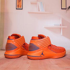 Баскетбольные кроссовки Air Jordan 32 (XXXII ) Orange, фото 2