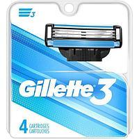 Gillette Mach 3  (4 кассеты)