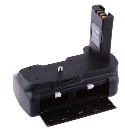 Батарейный блок на Nikon D40/D40X, фото 2