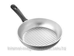 Сковорода-гриль 260/60мм с ручкой