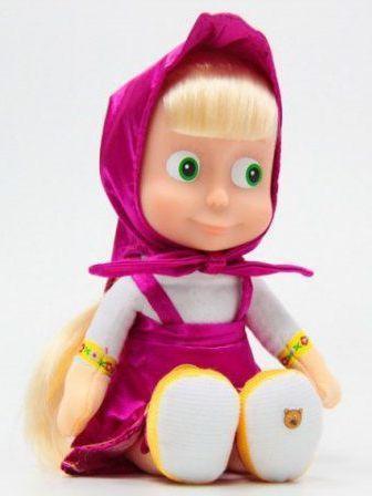 Кукла Маша-Повторюшка