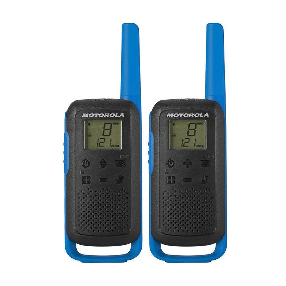Motorola Рация Motorola TALKABOUT T62  Blue Twin Pack