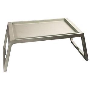 Столик-поднос складной пластиковый для ноутбука или завтрака