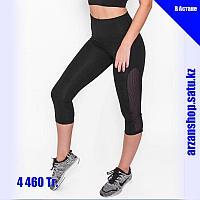 Леггинсы для фитнеса ECHT черные, фото 1