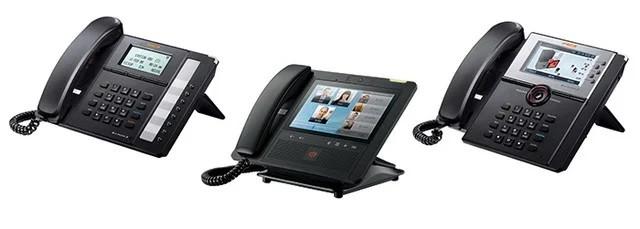 Рекомендуемые телефоны для IP АТС eMG80