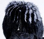 Зимняя меховая шапка из кролика, женская, фото 2
