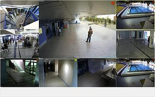 Mobotix Control Center для охраны периметра