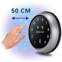 Накладной замок на дверь электронный кодовый Samsung SHS, фото 1
