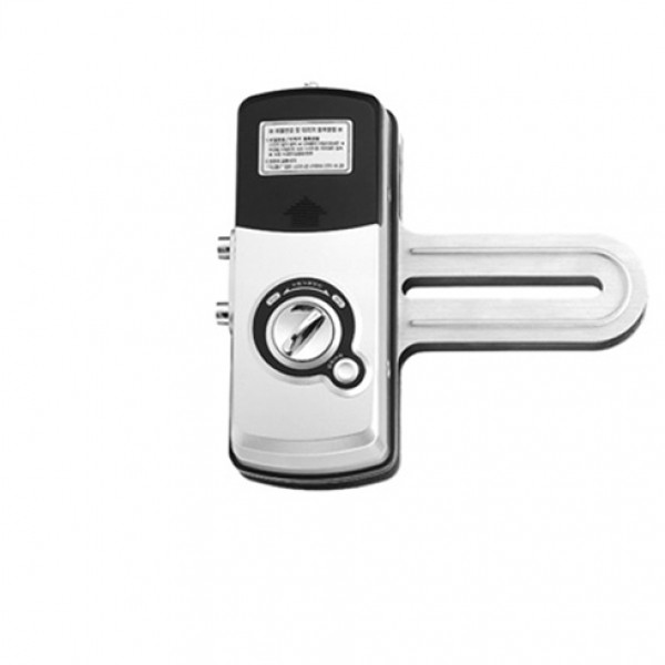 Накладной электронный кодовый замок для стеклянных дверей Evernet Glass Choice-N