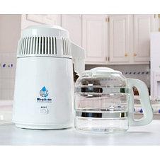 Аквадистиллятор для воды бытовой MegaHome (MH943-TWS-G)  Дистиллятор для автоклавов., фото 2
