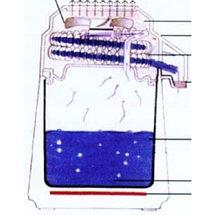 Аквадистиллятор для воды бытовой MegaHome (MH943-TWS-G)  Дистиллятор для автоклавов., фото 3
