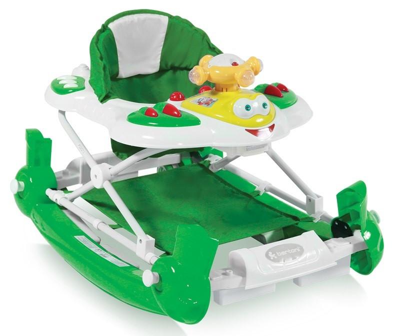Bertoni Ходунки для детей Bertoni SWING EB Helipcopter (Зеленый/Green)
