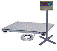 Весы для взвешивания животных, скота, КРС. Модель Scale СКП-2000 (1000х2000)
