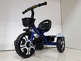 Надежный трехколесный велосипед для детей