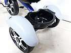Трехколесный велосипед на гелиевых колесах, фото 4