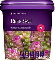 Морская рифовая соль Aquaforest Reef salt 10 кг