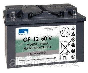 Аккумулятор Sonnenschein (Exide) GF 12 050 V (12В, 50Ач), фото 2