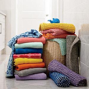 полотенца, общее