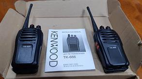 Рации KENWOOD TK-666, фото 2