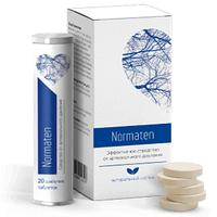 Норматен (Normaten) шипучие таблетки от гипертонии, фото 1