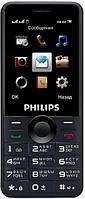 Philips Xenium E168 Black