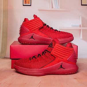 Баскетбольные кроссовки Air Jordan 32 (XXXII ) Red, фото 2