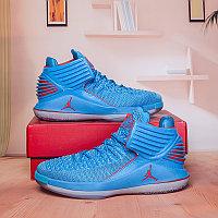 Баскетбольные кроссовки Air Jordan 32 (XXXII ) Blue