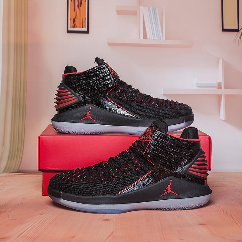 Баскетбольные кроссовки Air Jordan 32 (XXXII ) Banned