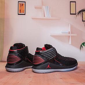Баскетбольные кроссовки Air Jordan 32 (XXXII ) Banned, фото 2
