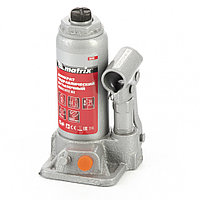 Домкрат гидравлический бутылочный, 2 т, h подъема 158–308 мм, Matrix, 50760, фото 1
