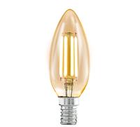 """LED Лампа E14 8W Филаментная """"Свеча"""" 2700-3000K., фото 1"""