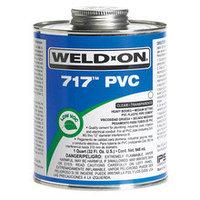 Клей для ПВХ труб Weldon 717 (946 мл)