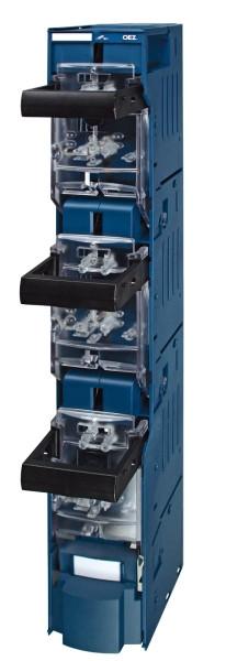 Шинный предохранительный разъединитель нагрузки FSD1-33-LM OEZ:43335