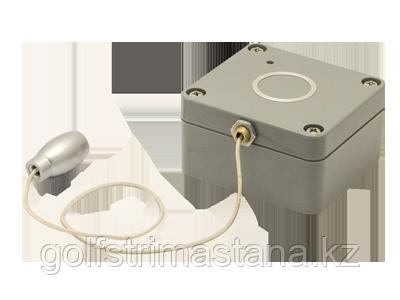 Антивандальная защищённая кнопка вызова КМП-201 / со шнуром