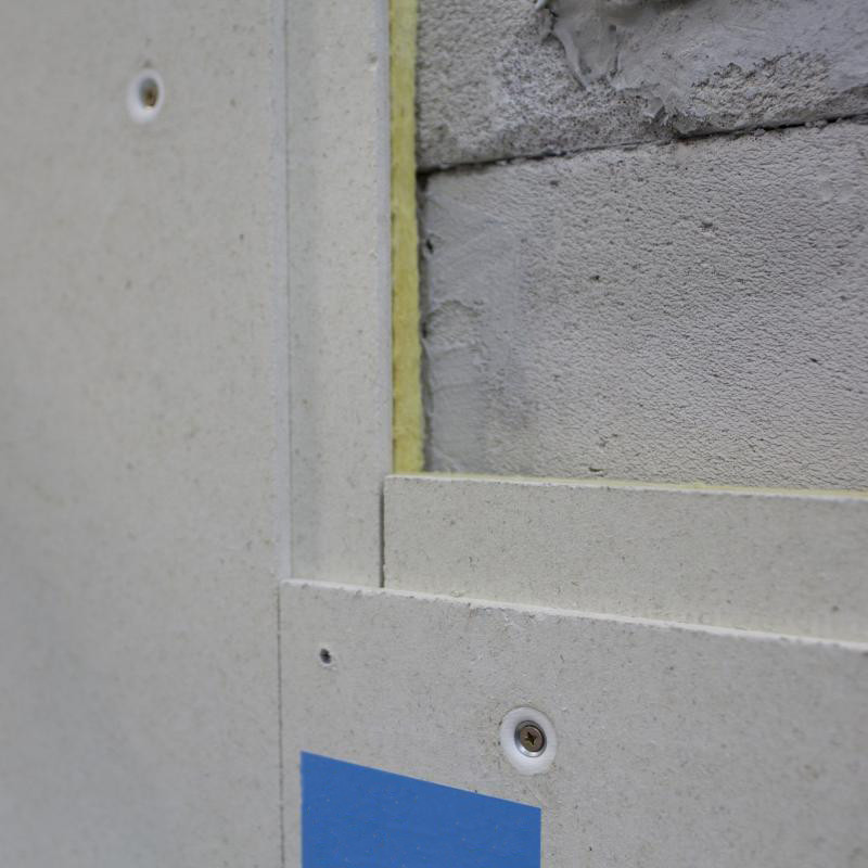 Звукоизоляционные сэндвич-панели (с комплектом крепежа)