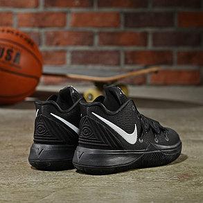 Баскетбольные кроссовки Nike Kyrie (V) 5 Triple Black, фото 2