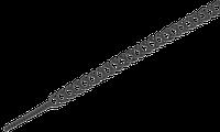 Стяжка универсальная многоразовая RS 10х300мм черная (20шт) IEK