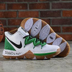 Баскетбольные кроссовки Nike Kyrie 5 White\Green