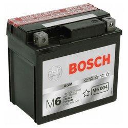 Мотоциклетный аккумулятор (4Ah 12V) AGM Bosch M6 004 YTX5L-BS