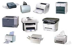 Лазерные МФУ/принтера