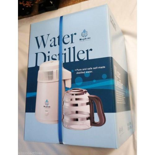 Дистиллятор бытовой MegaHome (4 литра). Деминерализатор воды - фото 1