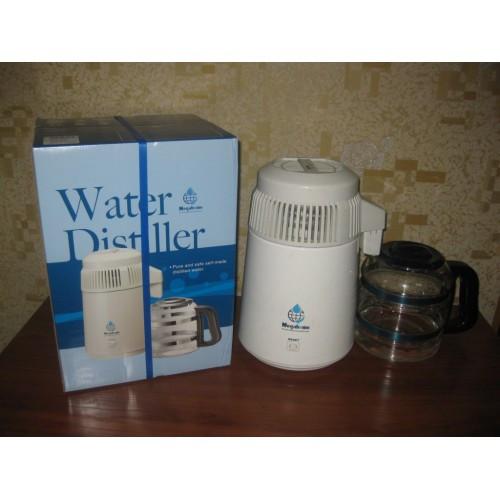 Дистиллятор бытовой MegaHome (4 литра). Деминерализатор воды - фото 7
