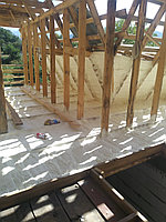 Утепление мансарды,террасы,крыши,подвала,стен, фото 1