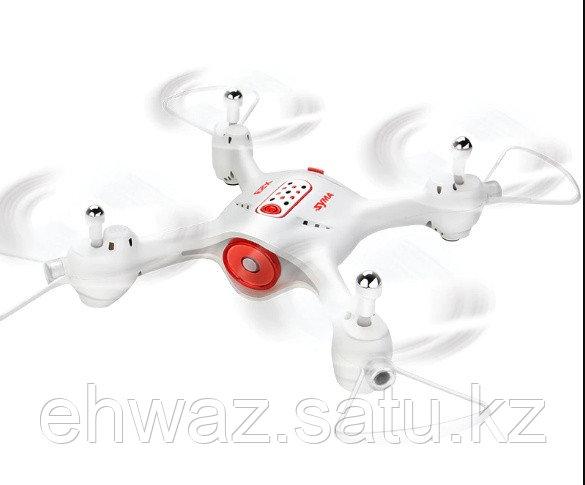 Квадрокоптер X23W (камера/720p/WiFi/FPV/барометр/3D Flip)