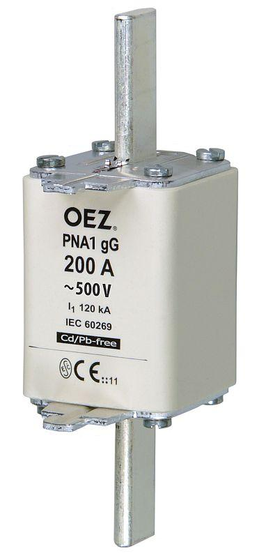 Плавкая вставка PNA1 250A gG OEZ:40442