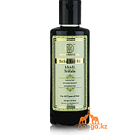 Масло для волос Трифала (Herbal Hair Oil Trifala KHADI), 210 мл