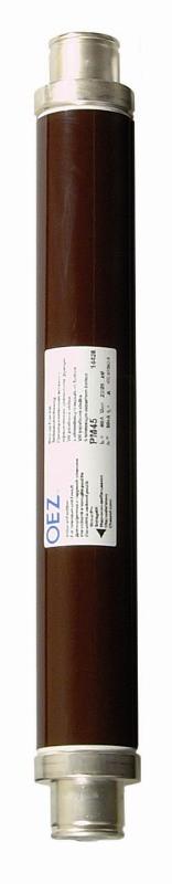 Высоковольтная плавкая вставка PM45 25A - PM45 100A OEZ:14822 - OEZ:14429