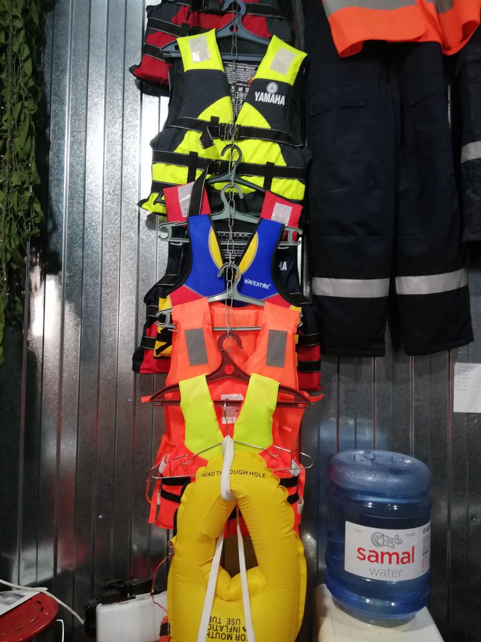 Спасательный жилет - фото 6