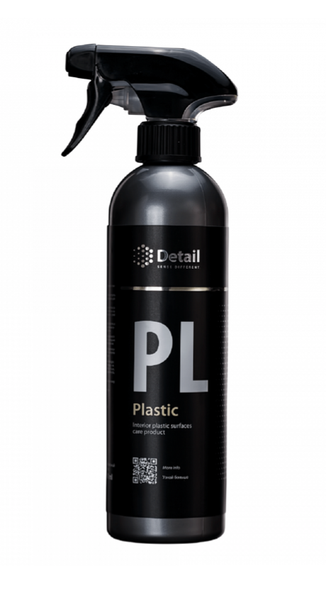 Полироль пластика PL «Plastic», 0,5л